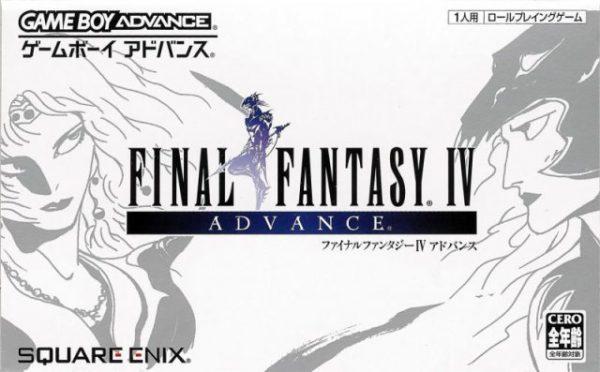 Final Fantasy IV Jap. OCCASION Gameboy advance