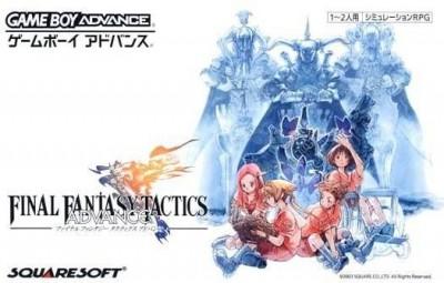 Final Fantasy Tactics Advance Jap OCCASION Gameboy advance