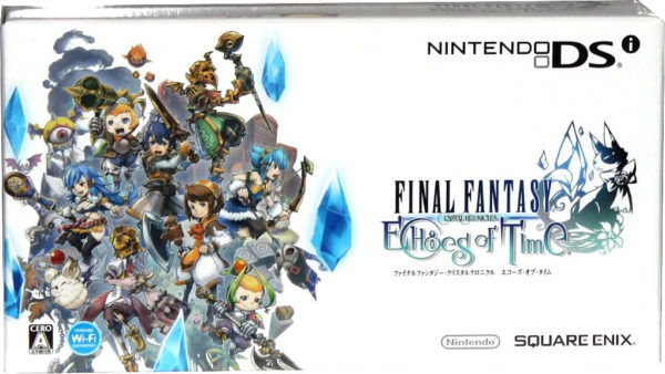 FInal Fantsy Echoes Of Time Jap. OCCASION DS