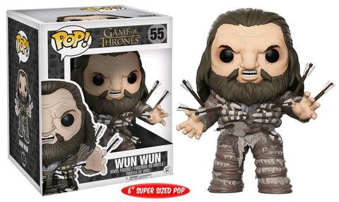 Game Of Thrones : Wun Wun NEUF Funko POP!