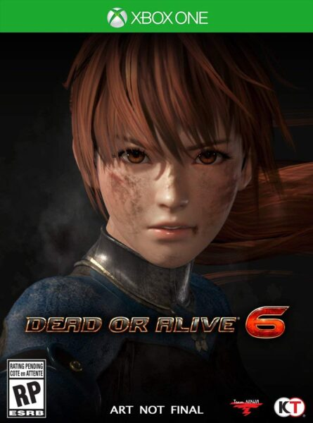 Dead Or Alive 6 NEUF Xbox one