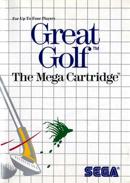 Great Golf OCCASION Sega master system