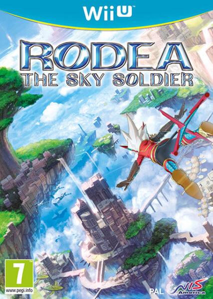 Rodea – The Sky Soldier OCCASION Nintendo Wii U