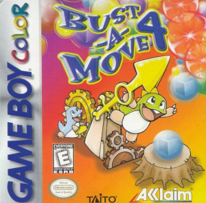 Bust a move 4 OCCASION Game boy