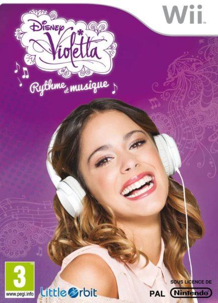 Violetta OCCASION Nintendo Wii