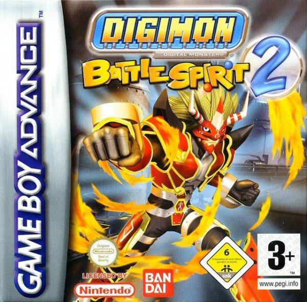 Digimon battle spirit 2 OCCASION Gameboy advance