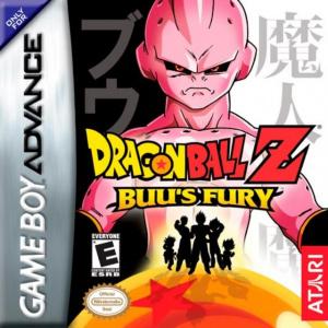 Dragon ball z buu s fury OCCASION Gameboy advance