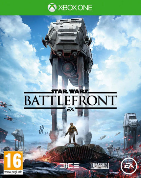 Star Wars Battlefront OCCASION Xbox one