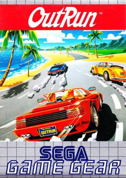 OutRun OCCASION Sega gamegear