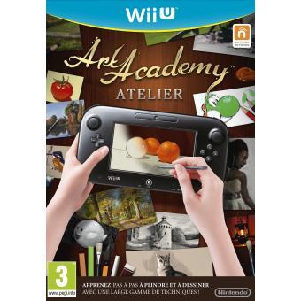 Art Academy OCCASION Nintendo Wii U