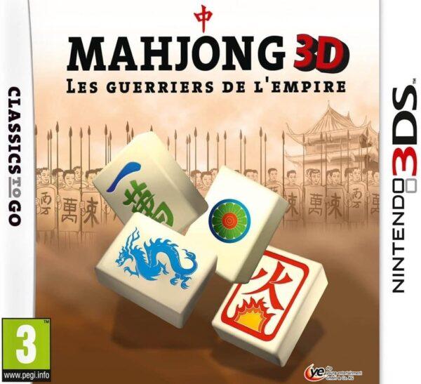 Mah Jongg 3D OCCASION 3DS