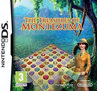 The Reasures Montezuma 2 OCCASION DS