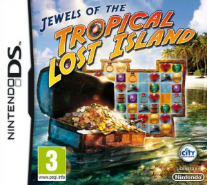 Tropical Lost Island OCCASION DS