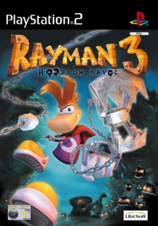 Rayman 3 OCCASION Gameboy advance