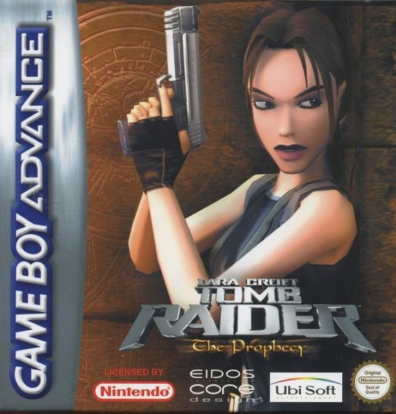 Tomb Raider The Prophecy OCCASION Gameboy advance