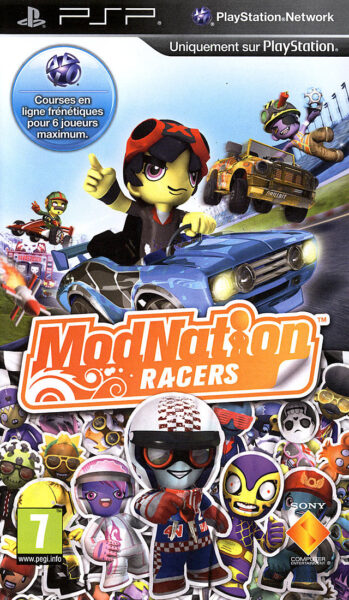 Modnation racers OCCASION PSP