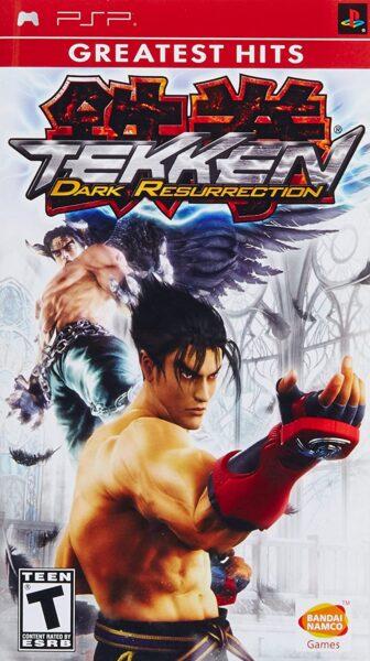 Tekken dark ressurection OCCASION PSP