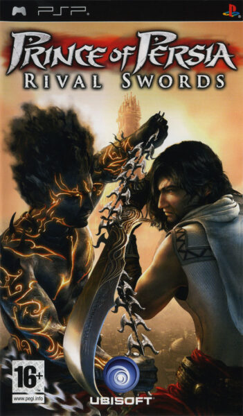 Prince of Persia rival swords OCCASION PSP