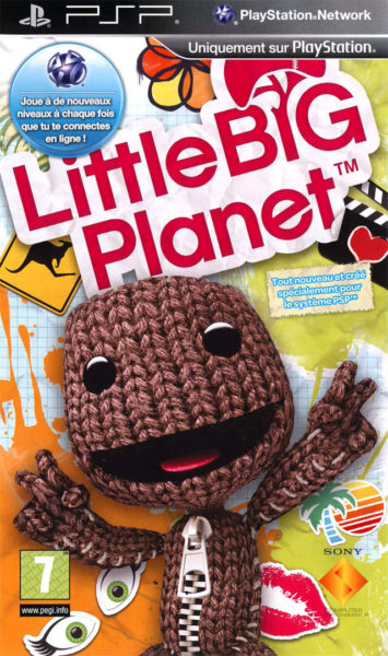 Little big planet OCCASION PSP