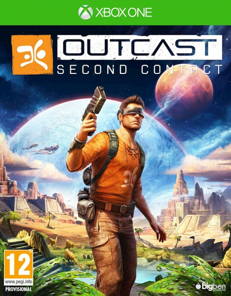 Outcast Second Contact OCCASION Xbox one