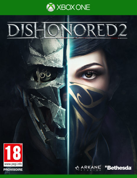 Dishonored 2 OCCASION Xbox one