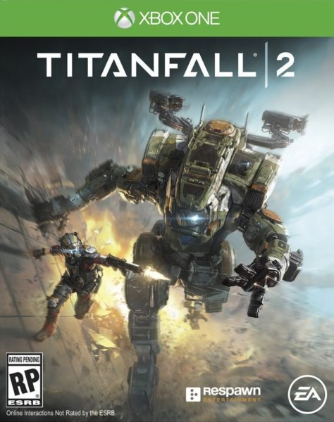 Titanfall 2 OCCASION Xbox one