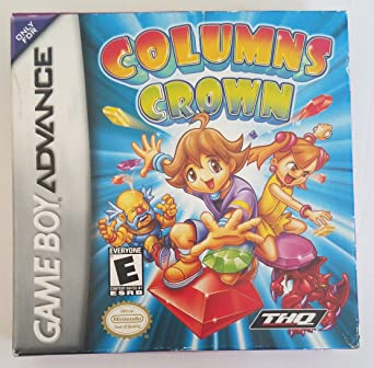 Columns crown OCCASION Gameboy advance
