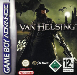 Van Helsing OCCASION Gameboy advance