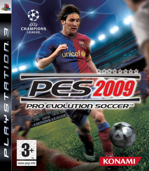 PES 2009 OCCASION Playstation 3