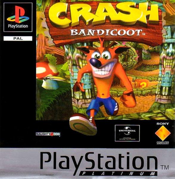 Crash bandicoot OCCASION Playstation 1