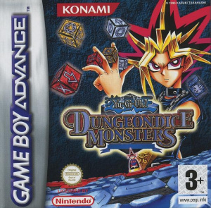 YuGiOh Dungeon Dice Monsters OCCASION Gameboy advance