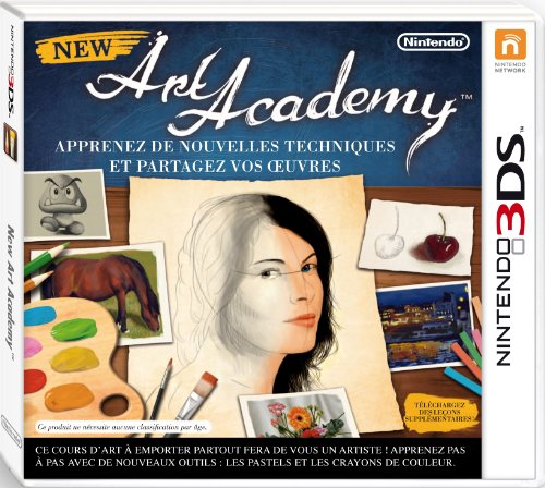 Art academy OCCASION 3DS
