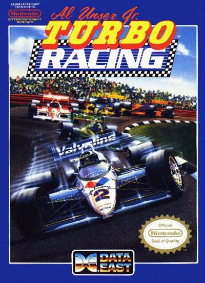 Turbo Racing OCCASION Nintendo Nes