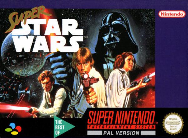 Super Star Wars OCCASION (Cartouche seule) Super nintendo