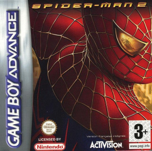 Spider-Man 2 OCCASION (Cartouche seule) Gameboy advance