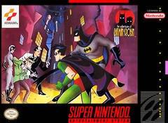 Batman & Robin OCCASION (Cartouche seule) Super nintendo