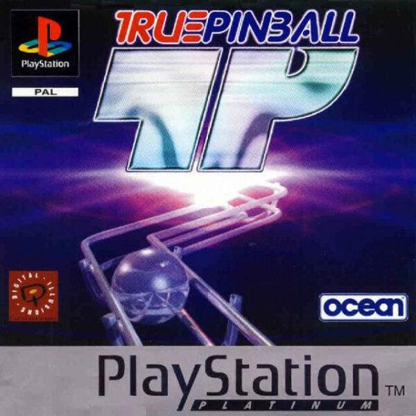 True Pinball OCCASION Playstation 1