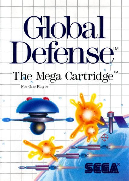 Global defense OCCASION Sega master system