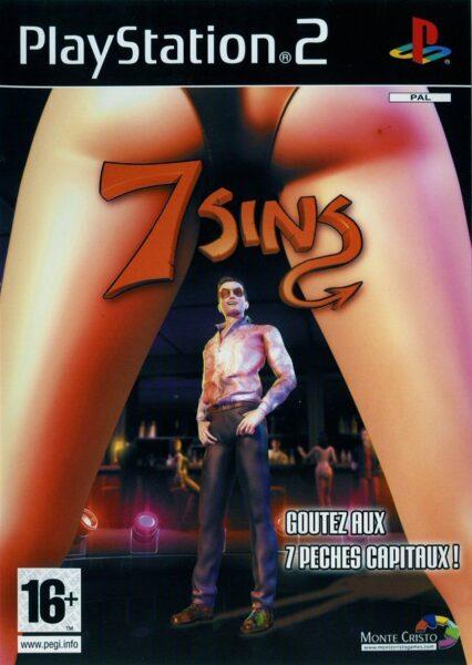 7 Sins OCCASION Playstation 2