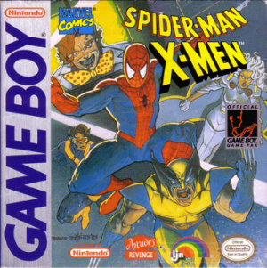 Spider-Man X-Men OCCASION (Cartouche seule) Game boy