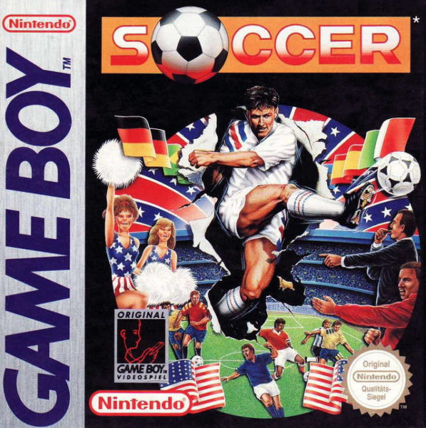 Soccer OCCASION (Cartouche seule) Game boy