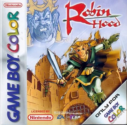 Robin des Bois OCCASION (Cartouche seule) Game boy color