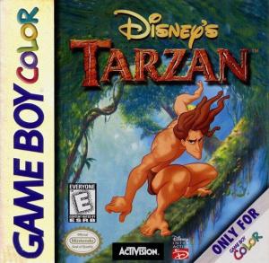 Tarzan OCCASION (Cartouche seule) Game boy color