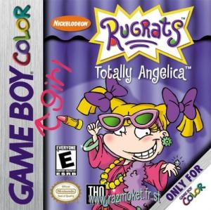 Les Razmokets 100% Angelica OCCASION (Cartouche seule) Game boy color