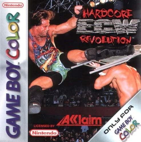 Hardcore ECW Revolution OCCASION (Cartouche seule) Game boy color