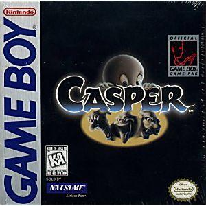 Casper OCCASION (Cartouche seule) Game boy