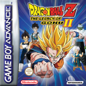 Dragon ball Z the legacy of Goku 2 OCCASION (Cartouche seule) Gameboy advance