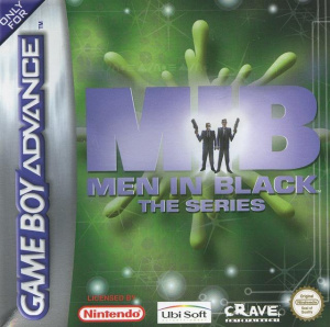 Men in Black OCCASION (Cartouche seule) Gameboy advance