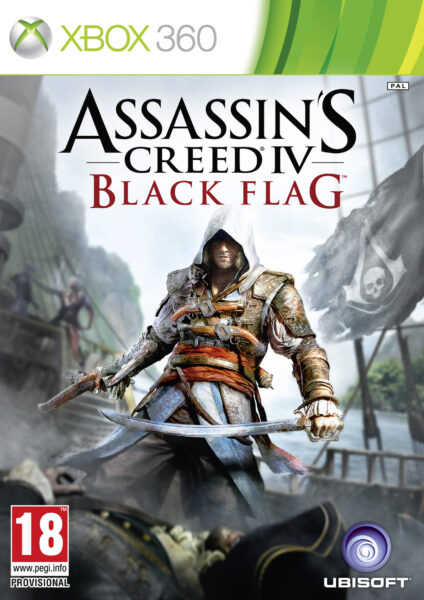Assassin's Creed 4 Black Flag OCCASION Xbox 360