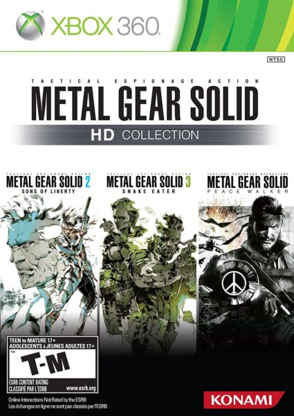 Metal Gear Solid HD Collection OCCASION Xbox